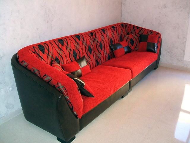 Foto moderno sof 4plazas de tapineda artesan a del - Artesanos del sofa ...
