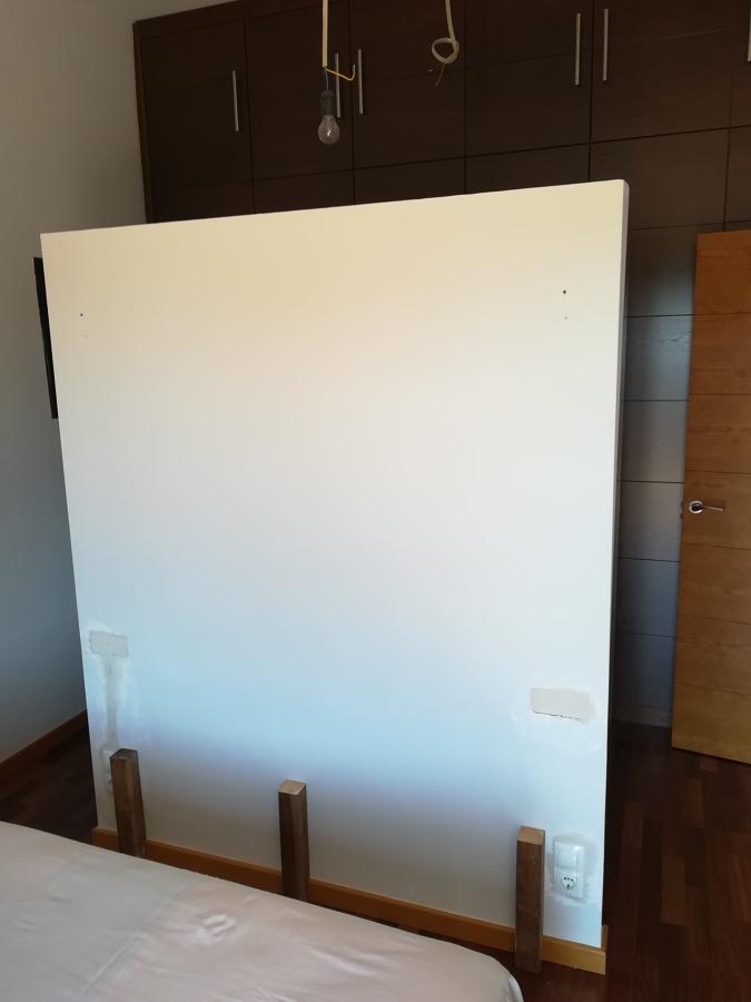 Modificacion interruptores cabezal dormitorio