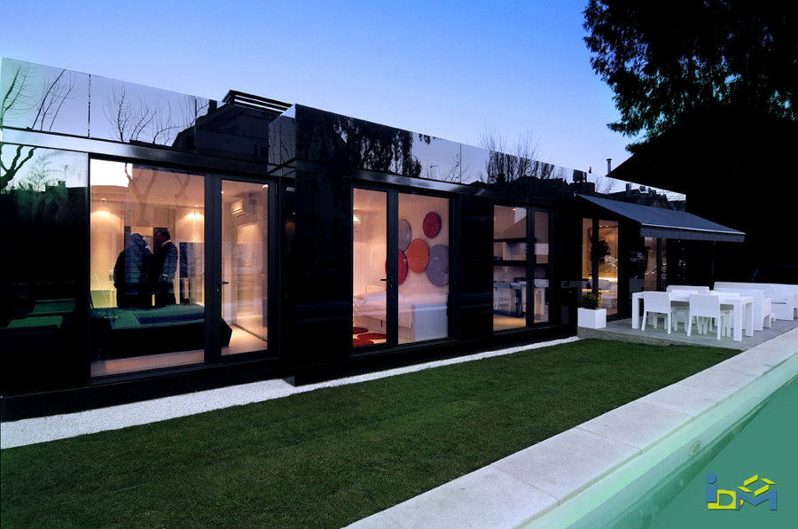 Viviendas modulares c mo hacerte una casa adaptada a tus necesidades ideas arquitectos - Casas modulares acero ...