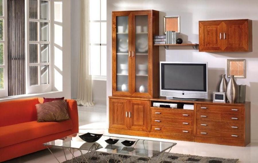 Foto modular provenzal de muebledeko 1268132 habitissimo for Muebles salon provenzal