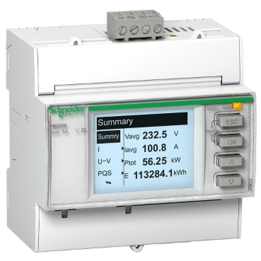 Modulo power logic 3200