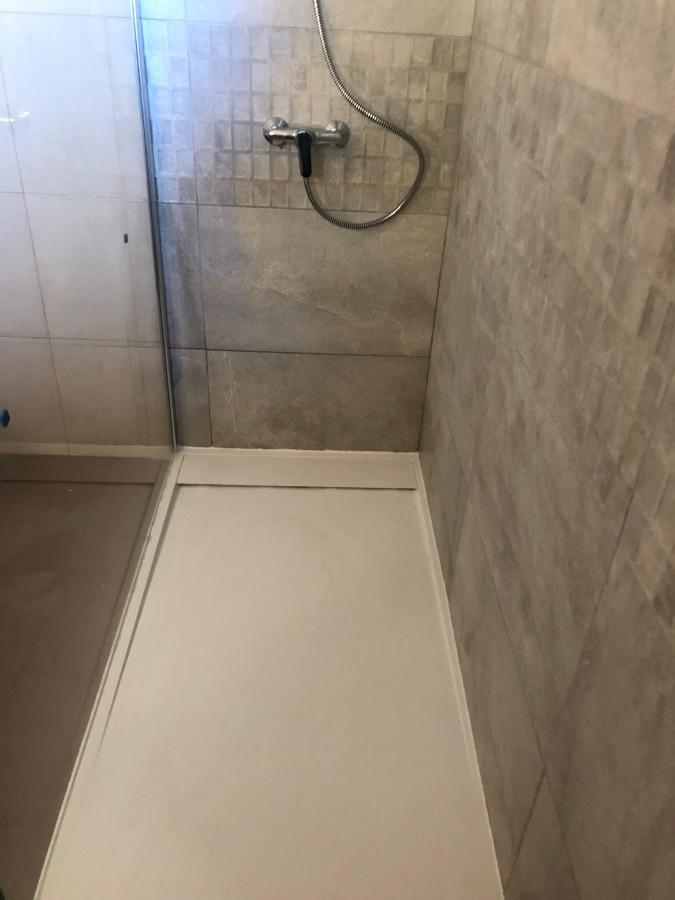monomando de ducha