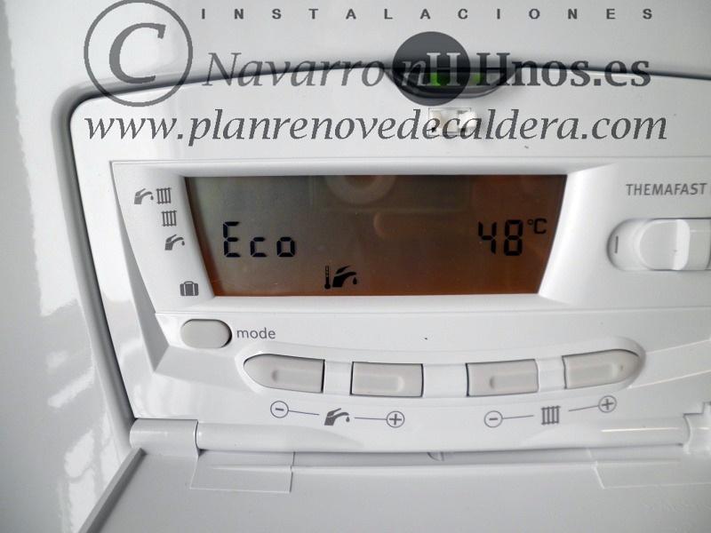 Foto montaje caldera saunier duval themafast nox f30 de for Caldera saunier duval problemas