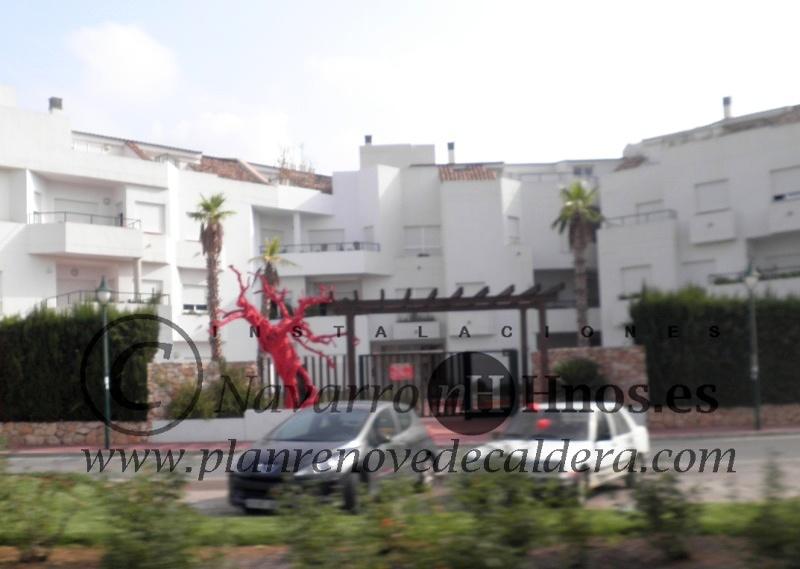 Montaje de Cambio de Caldera Saunier Duval Semia Condens F 25 en Valencia IV