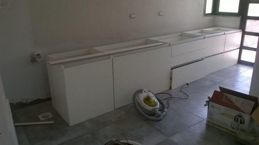 Dise o y montaje de espacios interiores ideas - Montaje de cocina ...