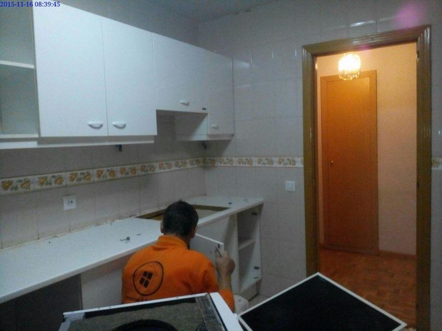 Montaje de cocina ideas reformas viviendas - Montaje de cocina ...