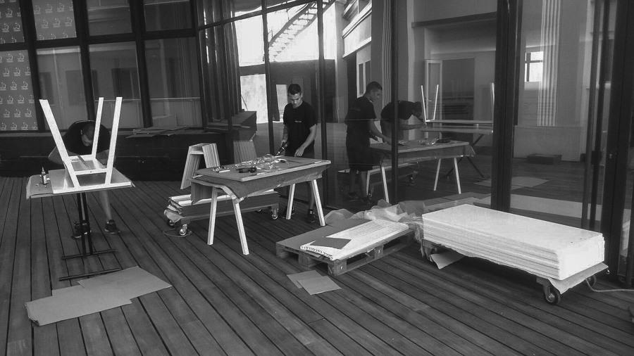 Montaje de Muebles en Madrid  Ideas Mudanzas Viviendas