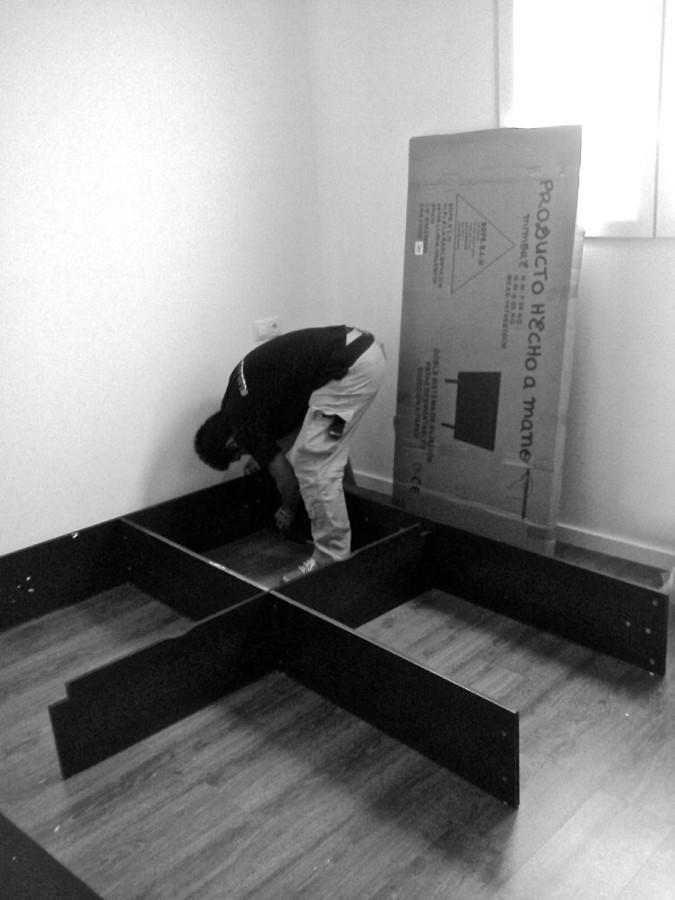 Montaje de muebles valencia ideas mudanzas viviendas for Muebles valencia