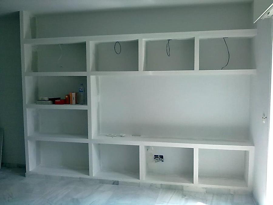 Mueble de pladur ideas pladur - Mueble de pladur ...