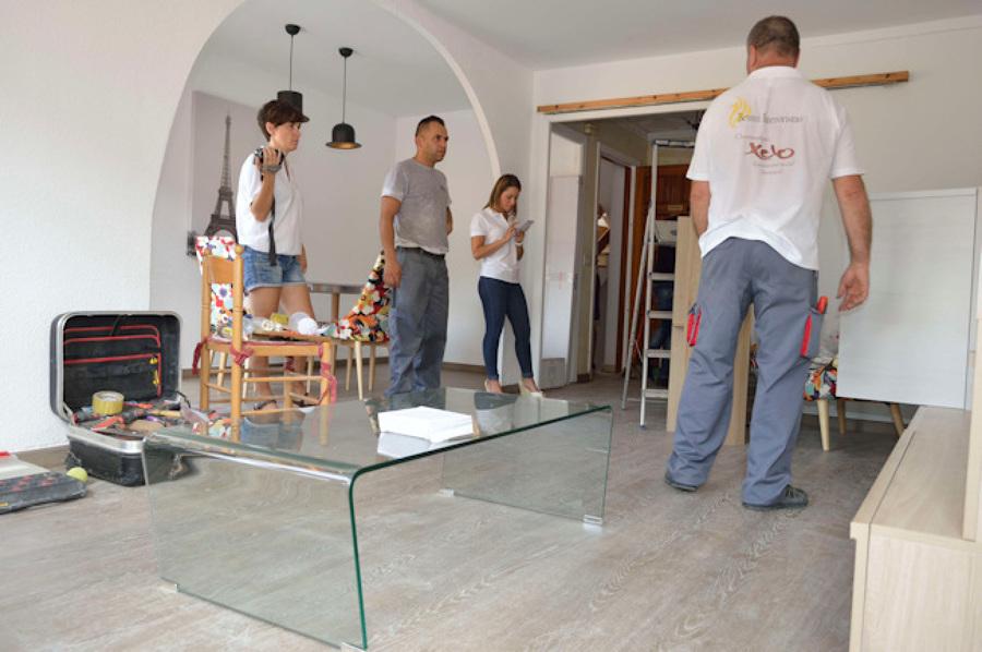 montaje mobiliario y decoracion