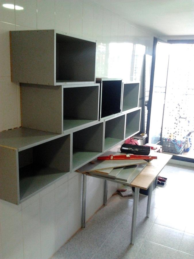 Foto: Montaje Muebles de Cocina 14 de Vertegar XXI, S.L. #242240 ...