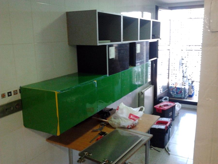 Foto montaje muebles de cocina 16 de vertegar xxi s l - Montaje de cocina ...