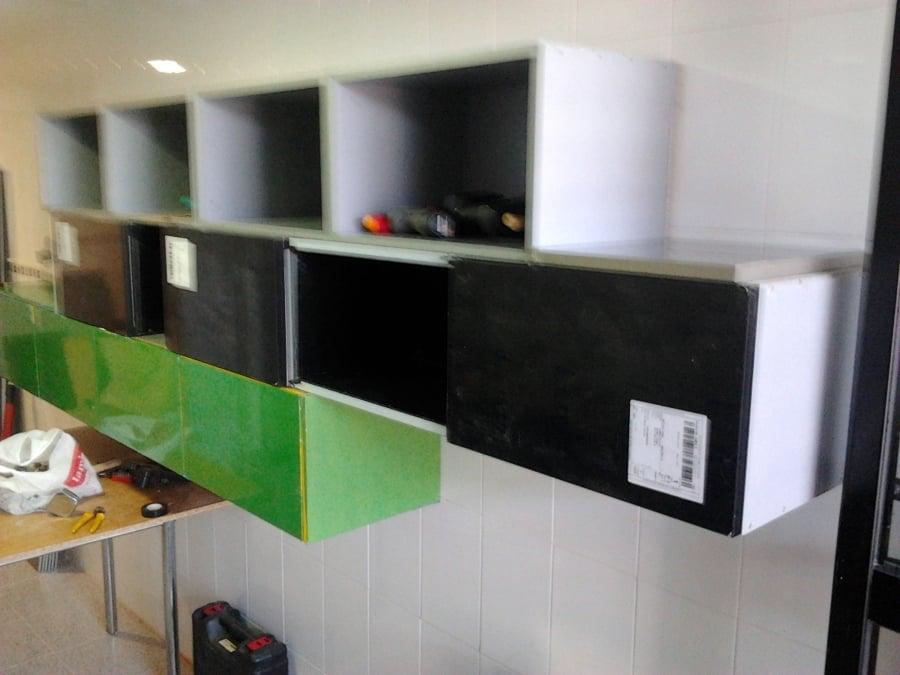 Montaje muebles de cocina montaje de muebles y elementos - Montaje de cocina ...