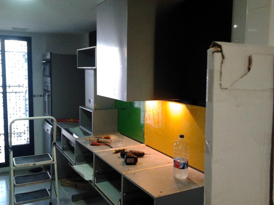 Foto: Montaje Muebles de Cocina 22 de Vertegar XXI, S.L. #242251 ...