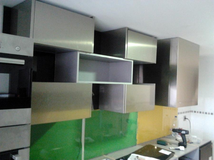 Instalación Mobiliario de Cocina Diseñado por los Clientes | Ideas ...