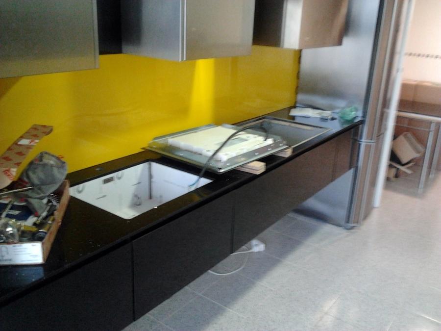 Foto montaje muebles de cocina 35 de vertegar xxi s l - Montaje de cocina ...