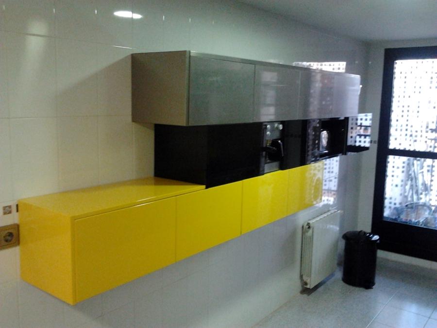 Foto montaje muebles de cocina 6 de vertegar xxi s l - Montaje de cocina ...