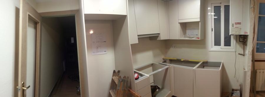 Foto: Montaje Muebles de Cocina de Bosch Associats #824873 - Habitissimo