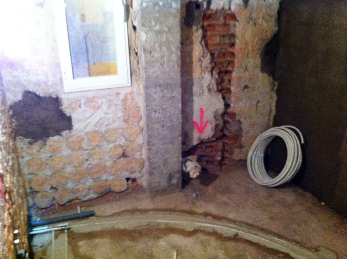 Montaje nuevas instalaciones baño