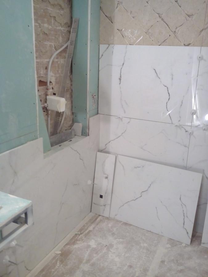 Montaje pladur en baños