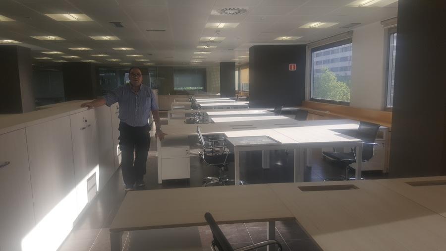 Montajes y translados de oficinas