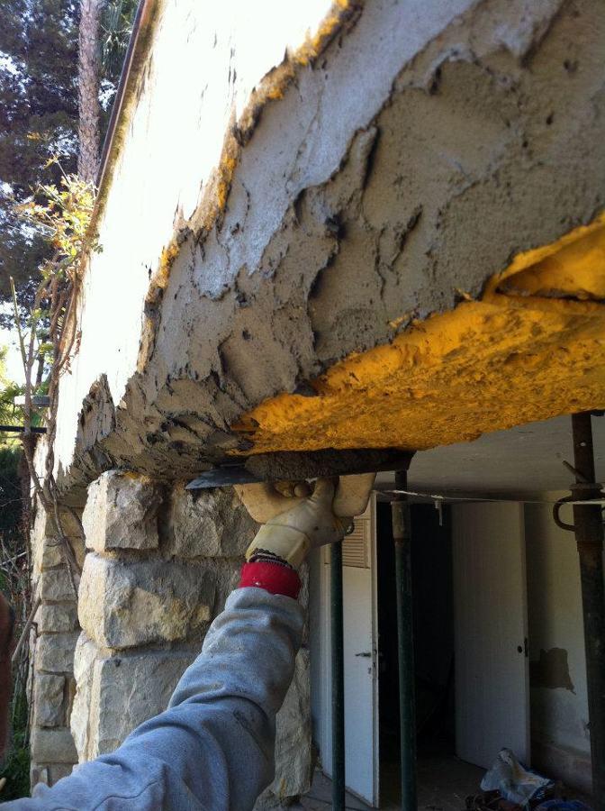 Reparaci n estructura de hormig n ideas rehabilitaci n for Mortero de reparacion
