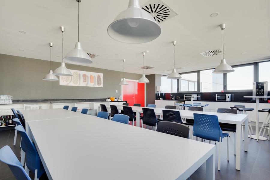 Mosaic, Proyecto interiorismo oficinas