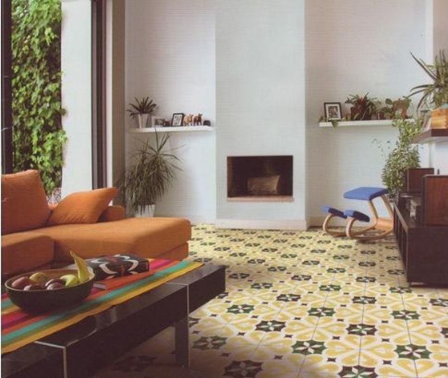 Pavimentos mosaico hidr ulico ideas pavimentos continuos - Mosaico hidraulico precio ...