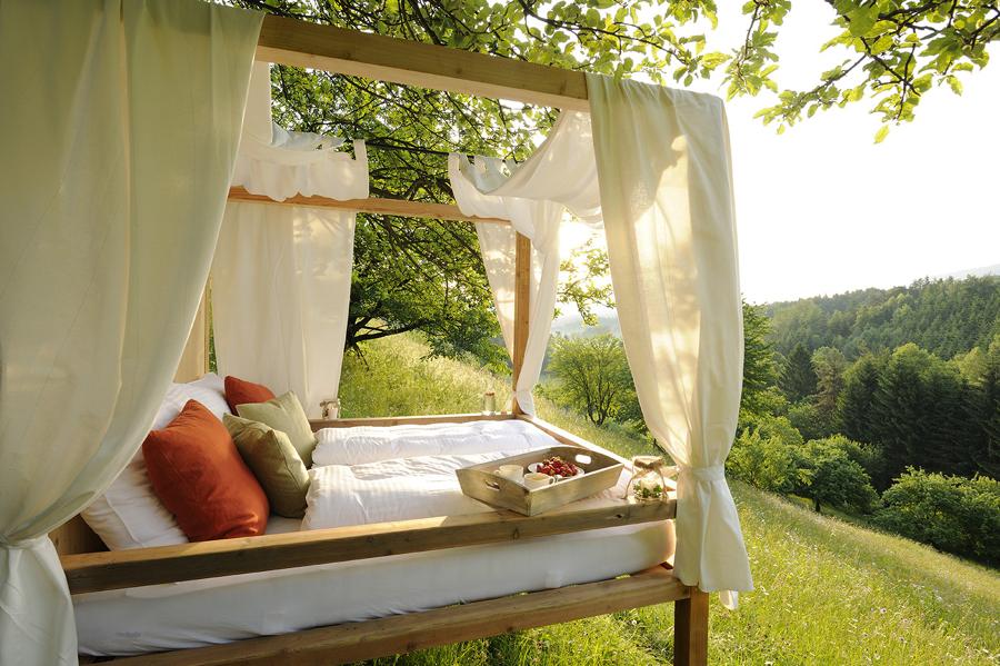 Mosquiteras para dormir bien y despertarse mejor ideas - Mosquitera para cama ...
