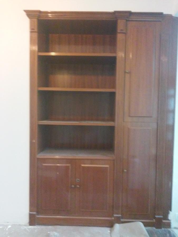 Lacar muebles antiguos dise os arquitect nicos - Transformar muebles antiguos ...