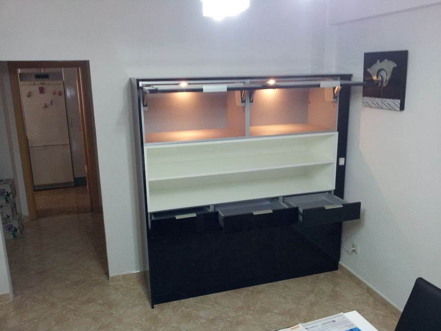 Foto mueble aparador para sal n de decora cocinas - Aparador para salon ...