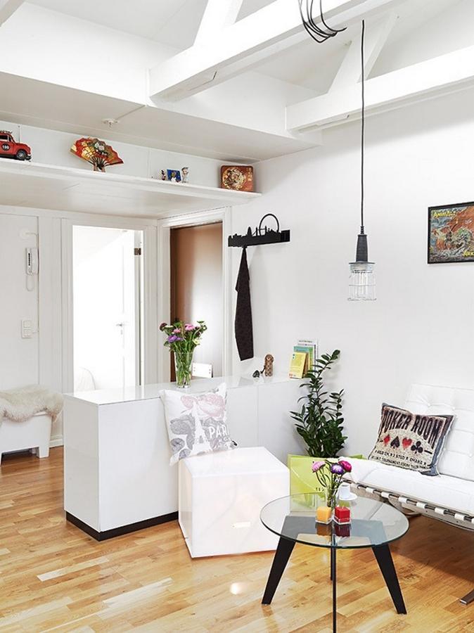C mo obtener espacios di fanos derribando los tabiques de tu casa ideas decoradores - Tirar tabique ...