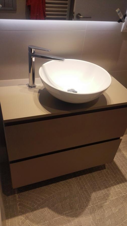 Muebles de baño a medida y grifería tress Mosaico de diseño