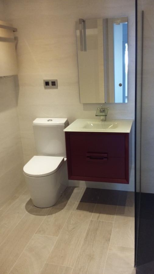 Mueble baño secundario