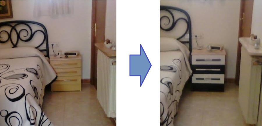 Restauraci n de muebles y otros elementos ideas pintores - Pintores de muebles ...