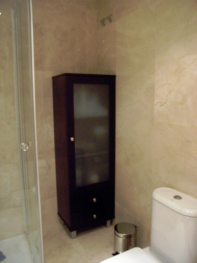 Muebles Para Baño Wengue:Foto: Mueble Columna Wengue de Muebles De Baño Jara #282212