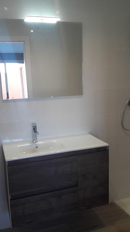 Reforma integral apartamento ideas reformas viviendas - Actualizar mueble bano ...
