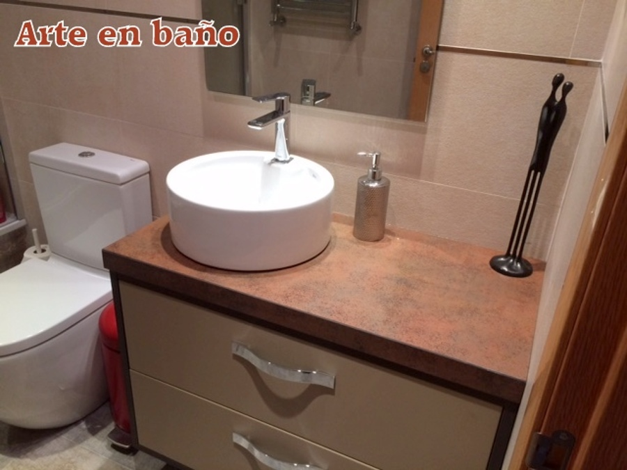 Muebles para lavabo kalahari 20170806025127 for Mueble para encimera