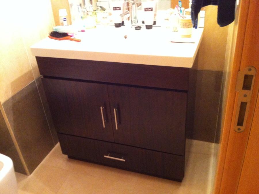 Muebles de ba o ideas carpinteros - Ideas para muebles de bano ...