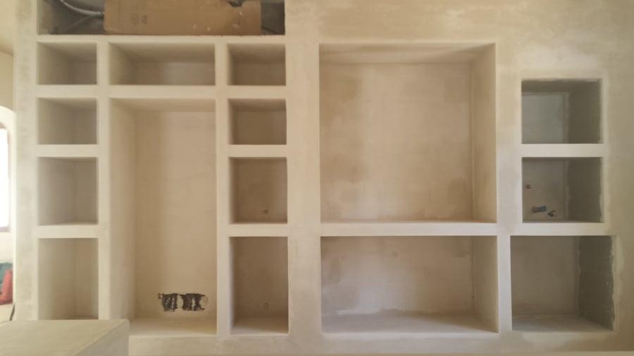 Foto mueble de cocina a medida en cantos redondeados a - Mueble a medida ...
