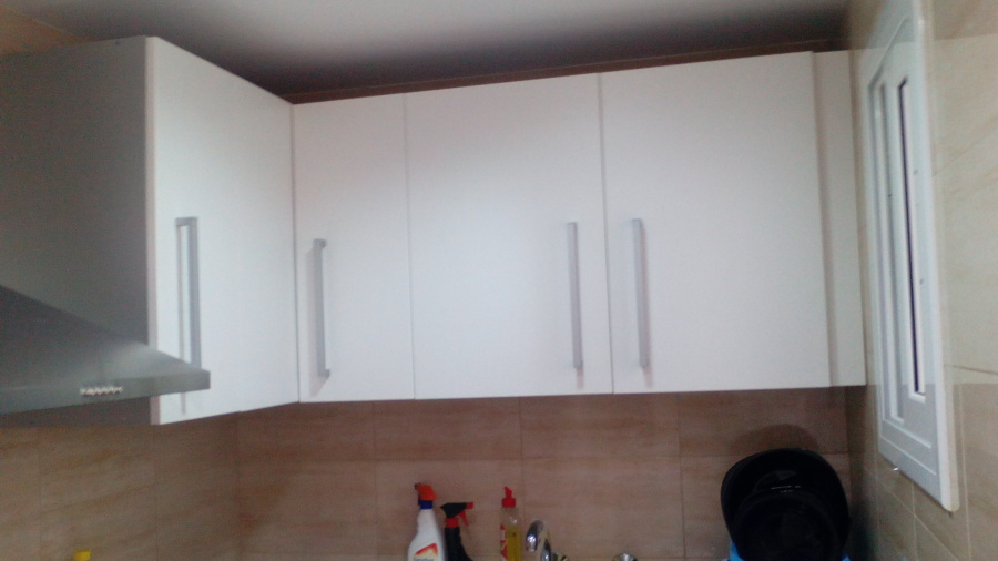 Foto mueble de cocina de reforma de pisos omega 824767 for Muebles de cocina zamora