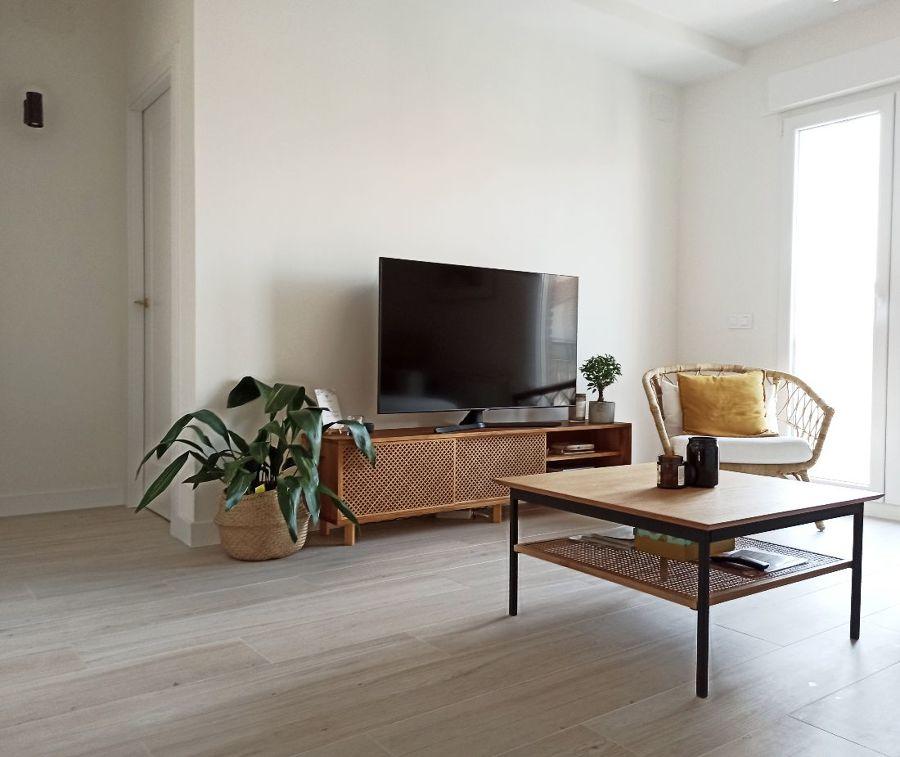 Mueble de la tele vintage
