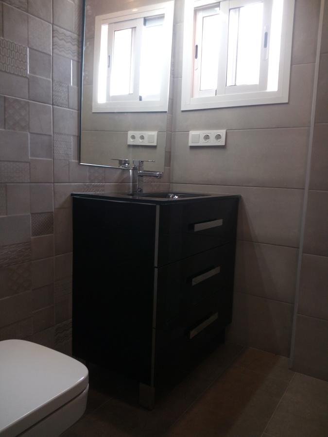 mueble de lavabo.