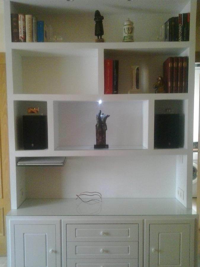 foto mueble pladur: