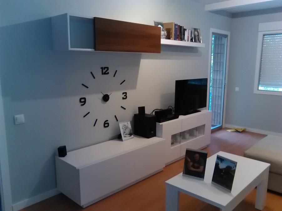 Piso para alquilar madrid ideas muebles for Mueble salon suspendido