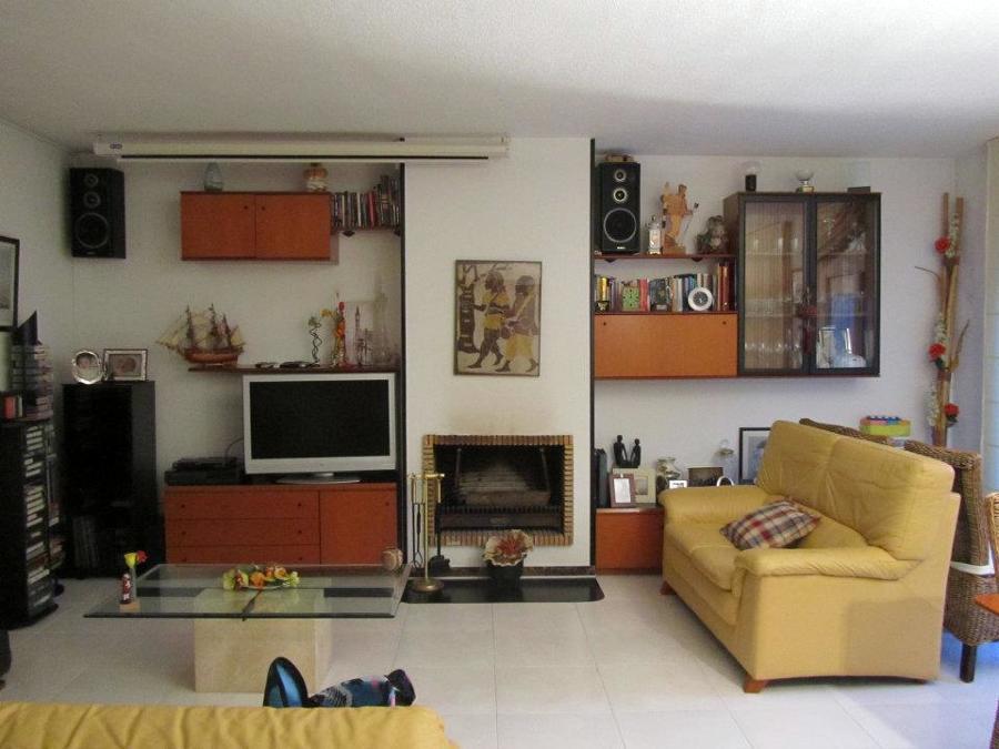Mueble de salón antes