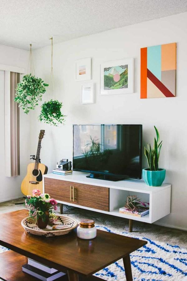 7 consejos para colocar bien la tv en el sal n ideas - Donde colocar tv en cocina ...