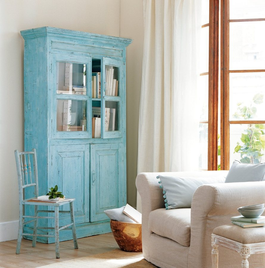 viva el Color! Renueva Tus Muebles con un Poco de Pintura  Ideas