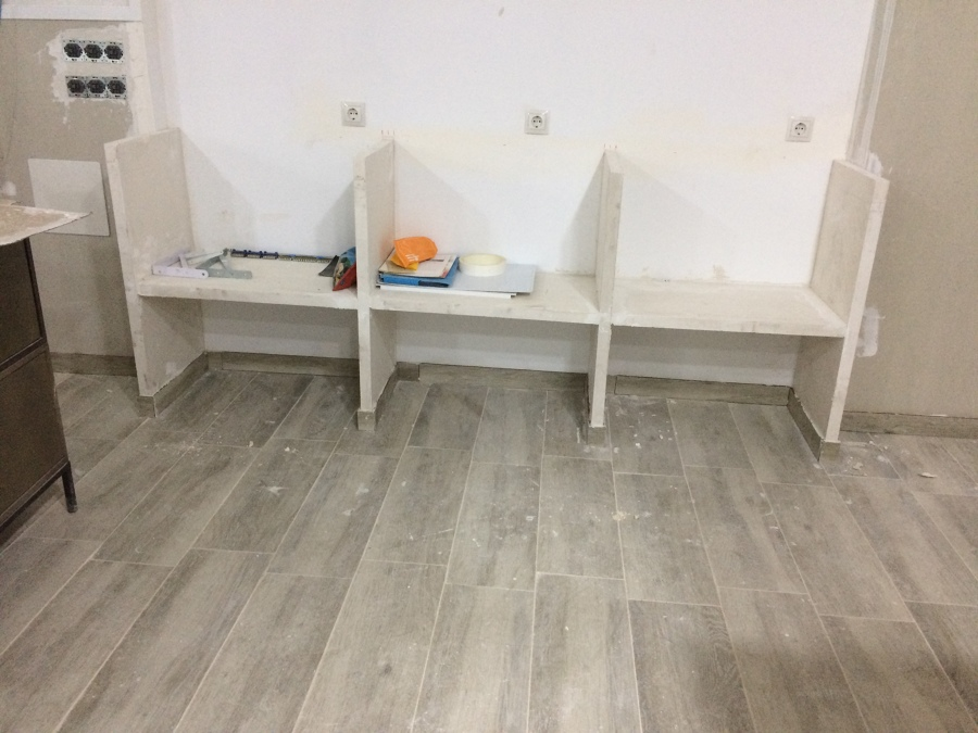Mueble Escayola. El Mueble De Escayola Arte Y Decoracin. Estanteria ...