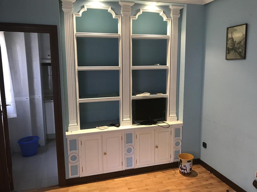 Mueble escayola salon